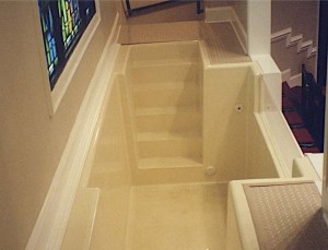 Church Baptistery