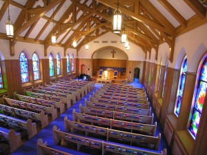 LED Church Lighting