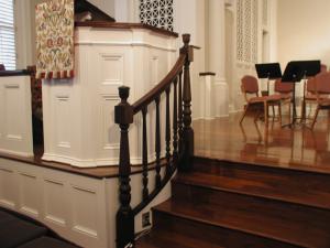 Church Interiors Offers Hardwood Floor Refinishing Services